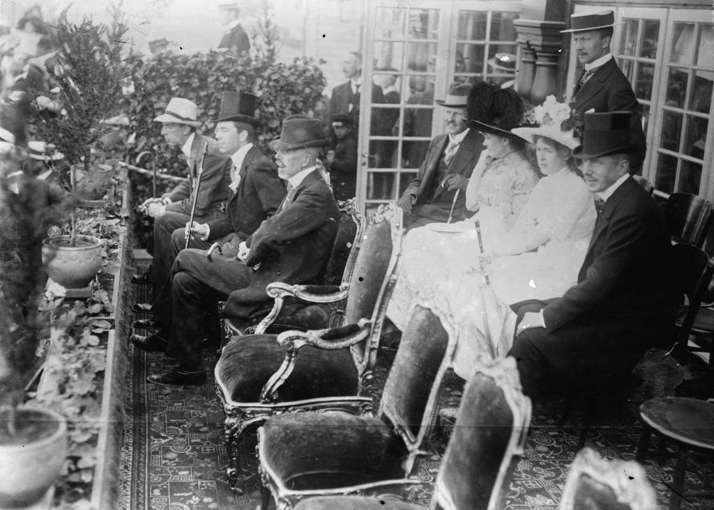 1912_Olympics_Swedish_royals