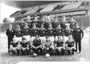 La Dinamo Berlino 1987/88