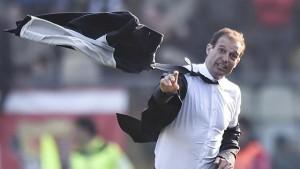 La composta reazione di Allegri al quasi 3-3 del Carpi è indice come la Juventus stia svolgendo il tema in questione