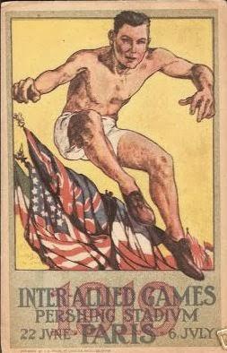 L'Olimpiade militare del 1919 e il momento della Cecoslovacchia