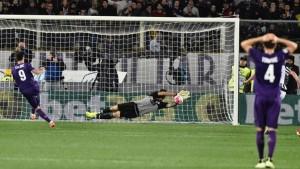 Soccer: Serie A; Fiorentina-Juventus