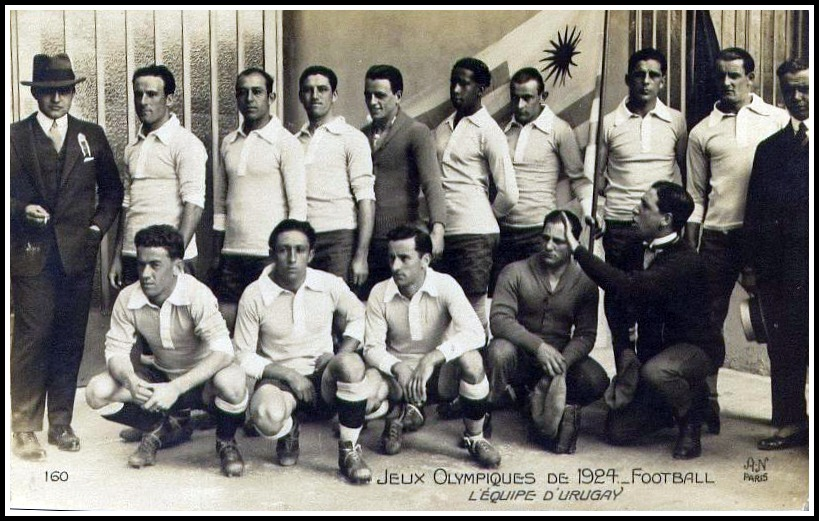 La prima stella olimpica dell'Uruguay