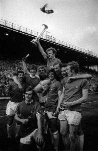 1971: Il Leeds United festeggia l'ultima Coppa delle Fiere