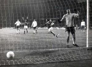 1972, il primo gol tedesco a Wembley
