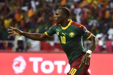 CAN 2017: La firma di Aboubakar