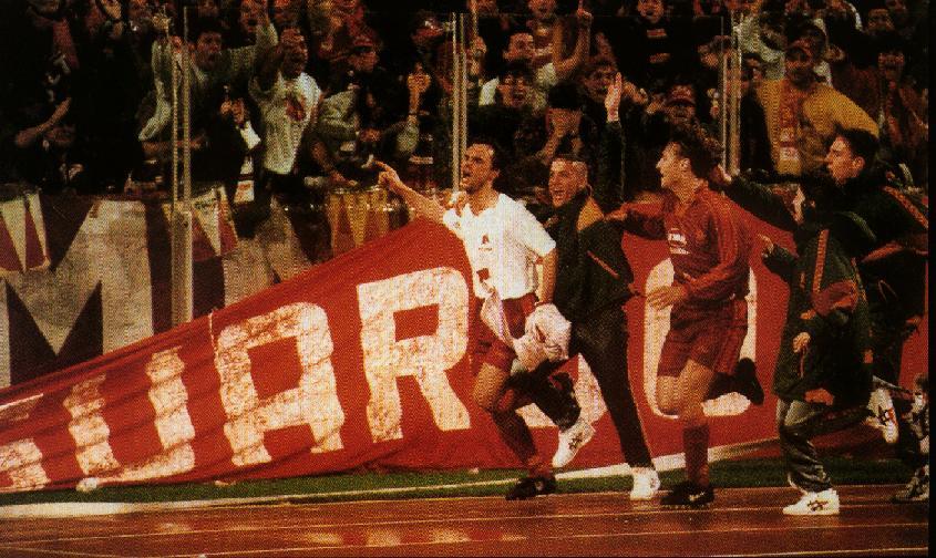 19 marzo 1996: Non tutte le rimonte escono col buco