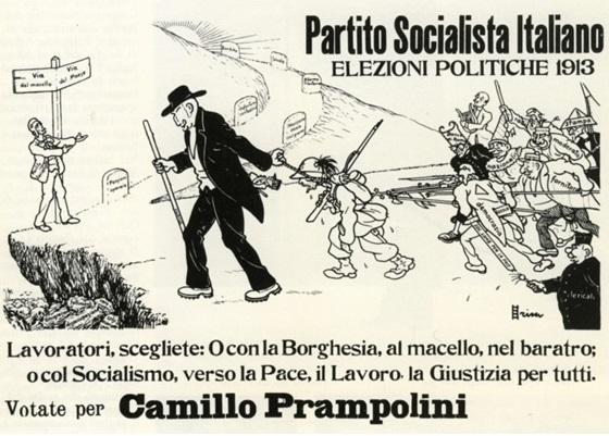 La Prima Categoria e le elezioni del 1913