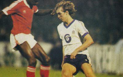 Anderlecht-Nottingham Forest, la rimonta col trucco