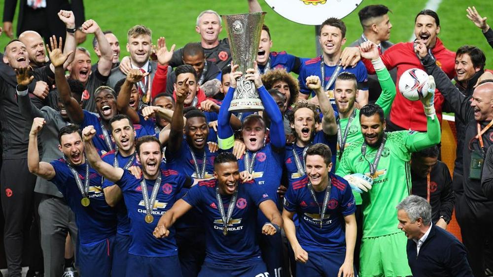 Lo United dalle quattro coppe
