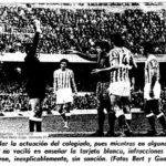 24 gennaio 1971: Cartellino bianco per Quini