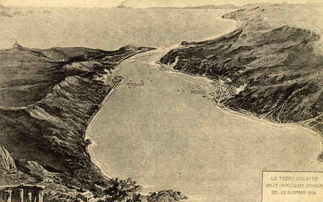 1908, Terremoto di Messina: la «crociata di beneficenza» dello sport italiano