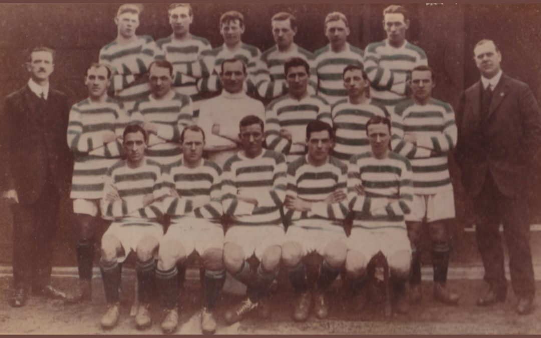 21 aprile 1917: Celtic beaten, at last