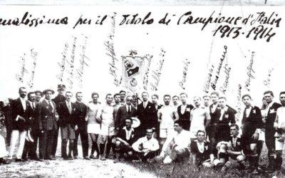 1914, il titolo rimane in provincia