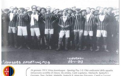 18 gennaio 1914, il derby tra Pisa e Spes Livorno finisce in rissa