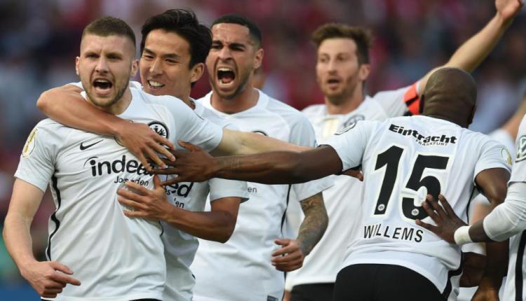 Eintracht, la sorpresa della stagione