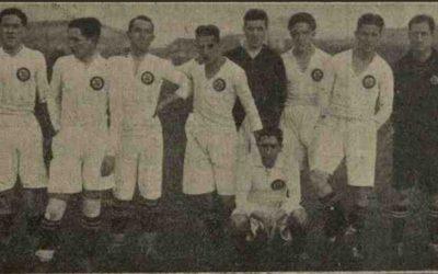24 dicembre 1920: L'infelice debutto italiano del Real Madrid