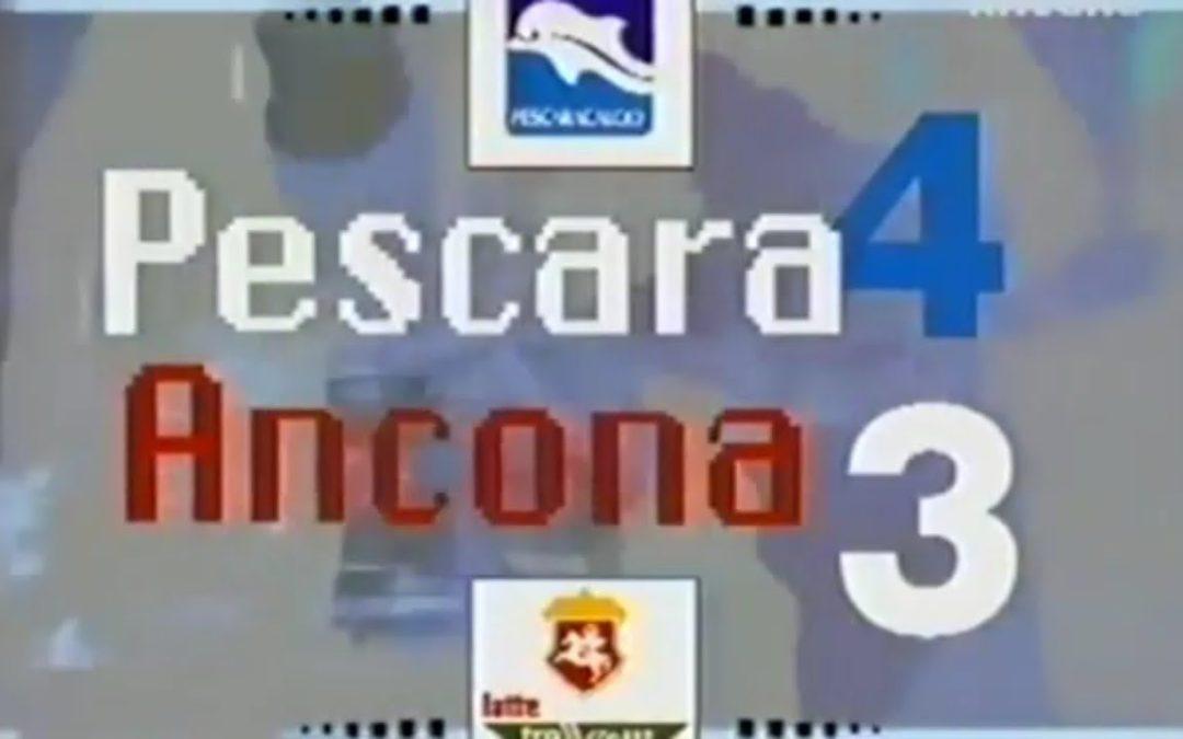 Pescara-Ancona, una sfida da quindici gol
