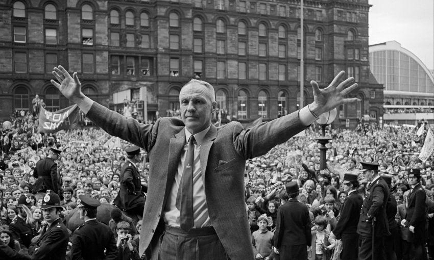 Bill Shankly, un minatore a Liverpool