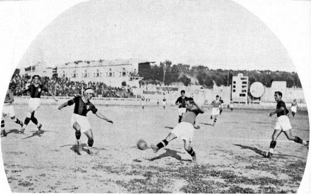 6 ottobre 1929: La prima di Serie A