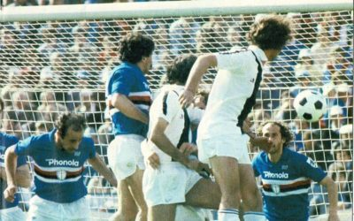 Sampdoria '84 vs Udinese 2018
