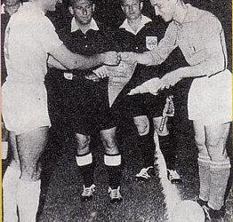 5 settembre 1960: La sconfitta dal fondo del cappello