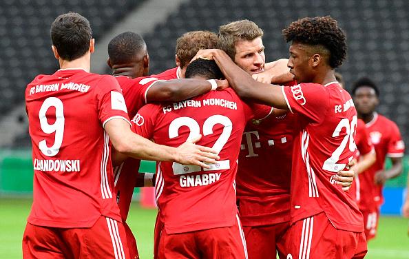 Il solito Bayern e le riparetenze tedesche