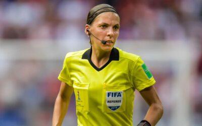 Stephanie Frappart, il quarto donna