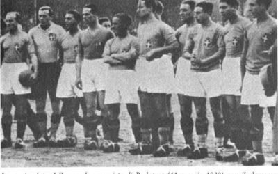 11 maggio 1930: La «colossale partita» degli azzurri in Ungheria