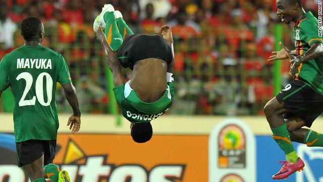 La favola dello Zambia