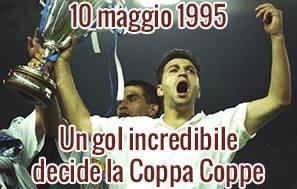 10 maggio 1995: Un gol incredibile decide la Coppa Coppe