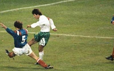 17 novembre 1993: Usa '94, goodbye-au revoir