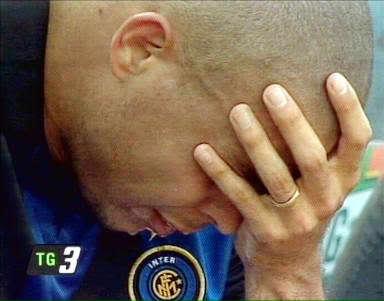 5 maggio 2002: Lacrime di Fenomeno