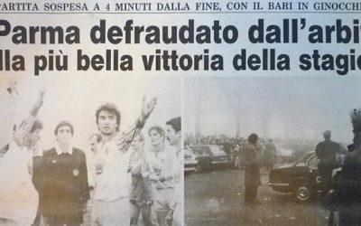 3 febbraio 1985: Nebbia in Val Padana