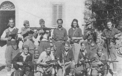 1 aprile 1944: Giocarsi la libertà a calcio