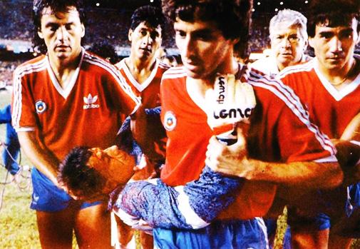 3 settembre 1989: Tarjeta Rojas