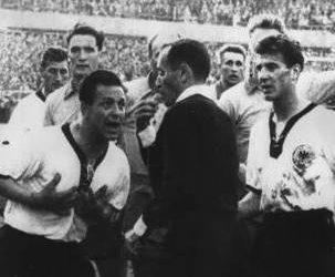 26 giugno 1958: Fattore campo