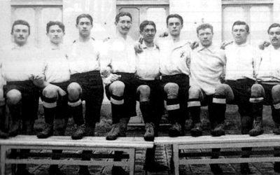 1907-1909, La prima scissione del calcio italiano