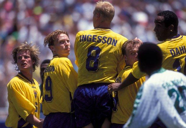 Klas Ingesson e i sogni della sua Svezia