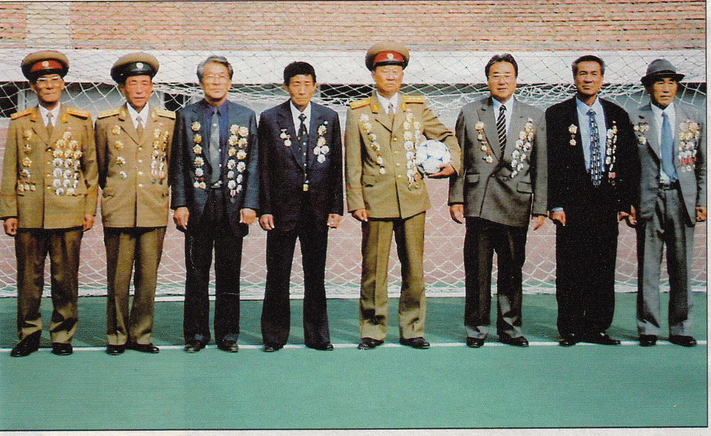 Corea 1966, la squadra operaia che fece innamorare l'Inghilterra