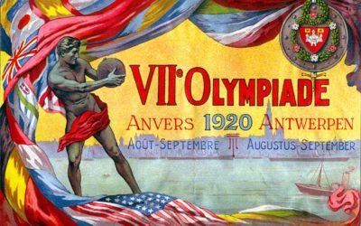 Anversa 1920, l'Olimpiade dei vincitori