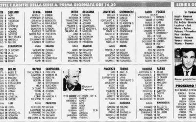 28 agosto 1993: Andrea Cuicchi, gol in pay-tv