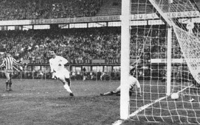 Jimmy Greaves e la prima vittoria inglese in una coppa europea