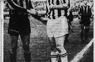 """Settembre 1958, la Coppa Italia """"inventa"""" i tiri di rigore"""
