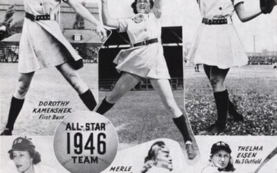 Il baseball femminile (che non è il softball)