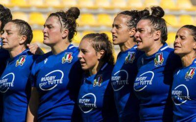 L'Italia di rugby femminile va al Mondiale